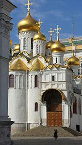 Mosca Chiesa di San Basilio