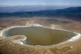 Tanzania. il cratere di Ngorongoro