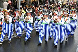 carnevale Carnevale di Villach