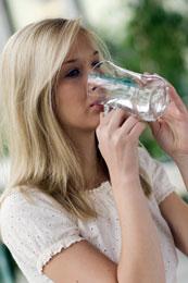 La salute vien dall'acqua