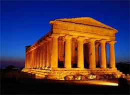 Il Tempio della Concordia, Agrigento