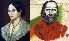 Anita e Giuseppe