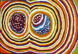 Milano presenta l'arte aborigena australiana