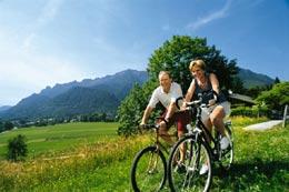 In bicicletta per salvaguardare l'ambiente