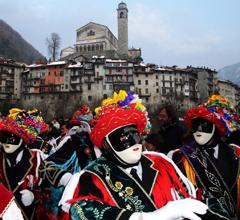 Bagolino e Schignano, Carnevali d'Autore