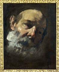 Bernini, Testa di vecchio