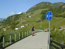 Bolzano in bicicletta