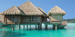Notti gratis a Bora Bora