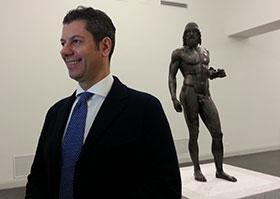 Il Presidente della Regione Giuseppe Scopelliti