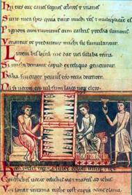 Una delle pagine del Codex Latinus Monacensis 4660