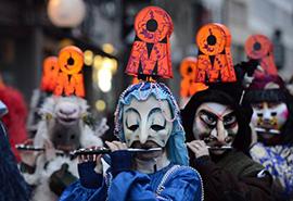 carnevale Carnevale di Basilea