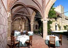 Settimo il Castello dell'Oscano a Cenerente (Perugia)