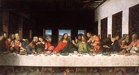 Il 'Cenacolo' di Leonardo Da Vinci