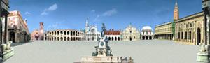 La piazza virtuale delle città del circuito