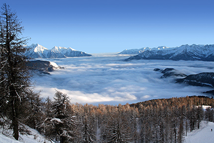 Vista del Monte Cervino