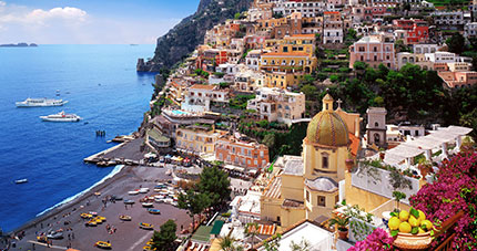 Pasqua sulla Costiera Amalfitana