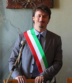 Davide Carlucci, sindaco di Acquaviva