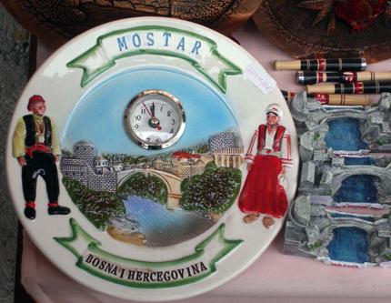 Souvenir da Mostar