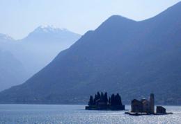 ... navigando nelle Bocche di Cattaro
