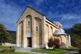 Il monastero di Studenica