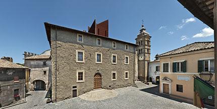 Formello, Palazzo Chigi (foto di Alfonso Mongiu)