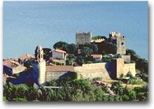 Maremma Castiglione della Pescaia, la Rocca aragonese