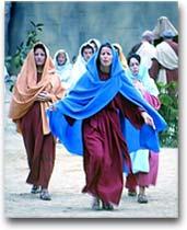 Maria e le pie donne