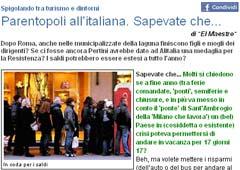 Cisalpina Tours interviene sulla vicenda Chianello