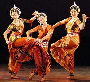 Delicatezza ed eleganza della danza indiana