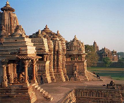 I templi di Khajuraho