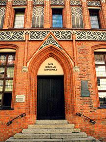 La casa-museo del celebre astronomo