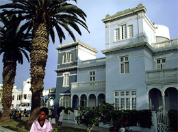 Gli eleganti edifici di La Punta (Foto: travel.peru.com)