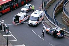Londra, rischi ridotti per il turismo