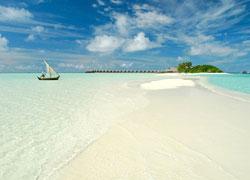 Paradiso di sabbia e mare