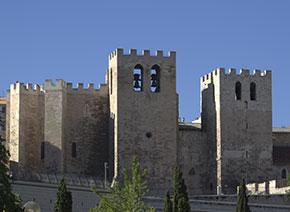 Marsiglia L'Abbazia di San Vittore