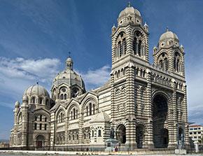 Marsiglia Cathédrale de la nouvelle Major