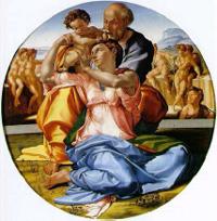 Michelangelo tra due paesi
