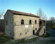 Il Palazzo del Podestà a Caprese