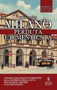 """Osterie Cover """"Milano perduta e dimenticata"""" di Marina Moioli"""