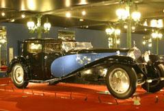 Cité de l'Automobile, il museo dell'auto