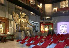 Natale al museo del cinema