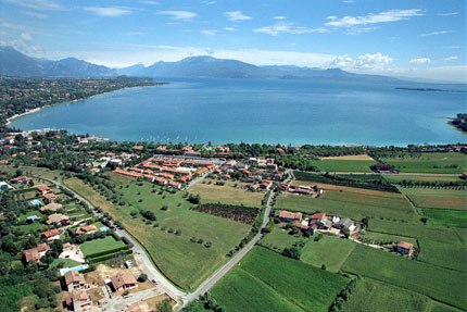 Padenghe del Garda (Airphotostudio By Lino Olmo)