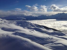 Il ghiacciaio dell'Aletsch