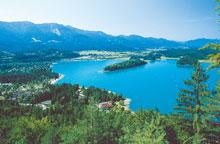 Uno sguardo sui laghi