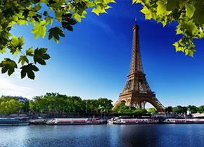 Il fascino di Parigi non tramonta