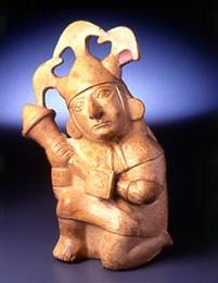 Dal Museo Arqueologico Rafael Larco Herrera