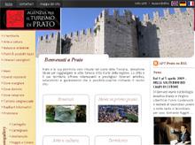 L'home page  del nuovo portale