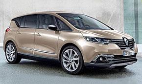 La nuova Renault Espace