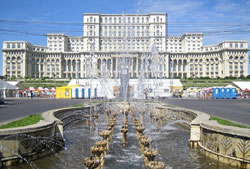 Romania, la capitale Bucarest