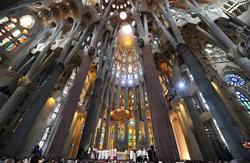 Barcellona, tavolozza di Gaudí